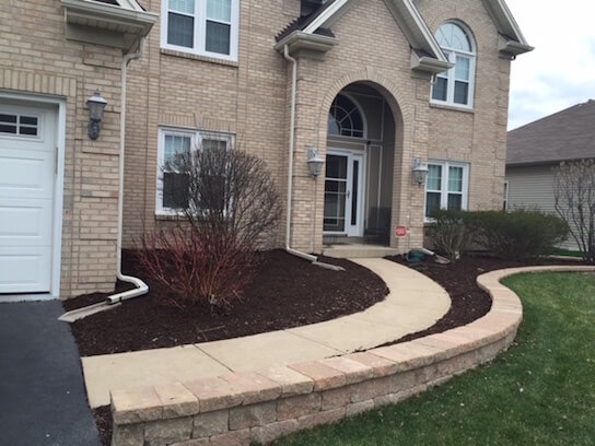 House Lawn and Exterior Remodeling